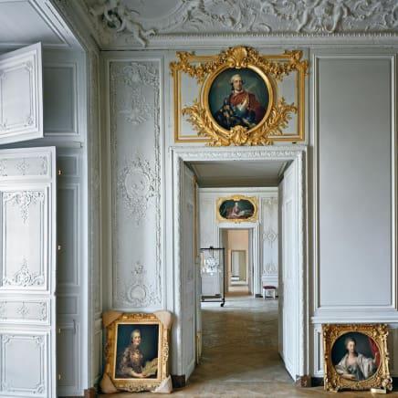Detail of Grand Cabinet de Madame Victoire, (54) CCE.01.052, Corps Central - R.D.C., Chateau de Versailles, Versailles, France