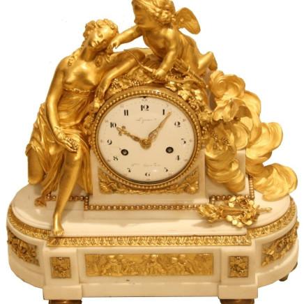 Jean-Antoine Lepine - Mantel clock, 1810