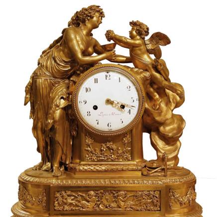 Jean-Antoine Lepine - Mantle Clock