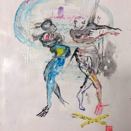 Dominique Zinkpè - untitled, 2010