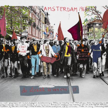 Marcelo Brodsky - AMSTERDAM 1967 II, 2018
