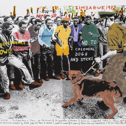Marcelo Brodsky - ZIMBABWE 1972, 2018