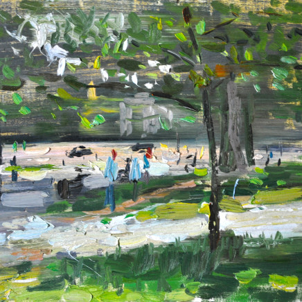Richard Colson - Spring in the Park
