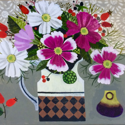 Vanessa Bowman - Cosmos, Rosehips and Fig
