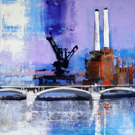 Colin Ruffell - Battersea Power Station