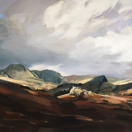 Colin Cook - Across the Valley to the Langdales