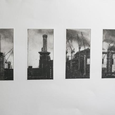Melanie Bellis - Battersea Power Station Development