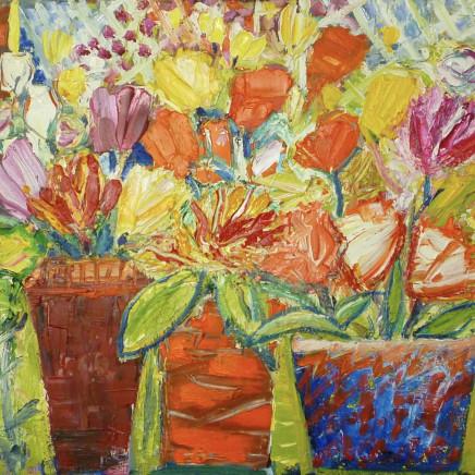 Penny Rees - Garden Pots