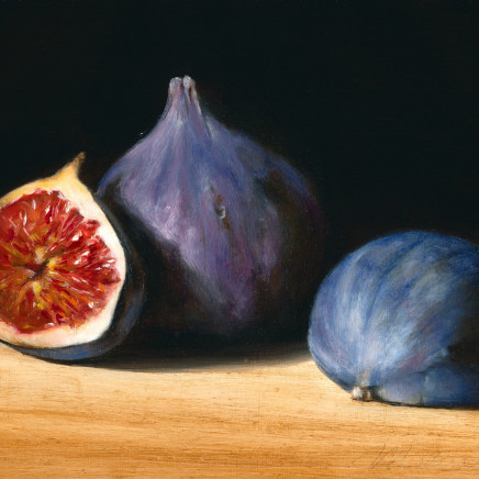 Tanja Moderscheim - Three Figs