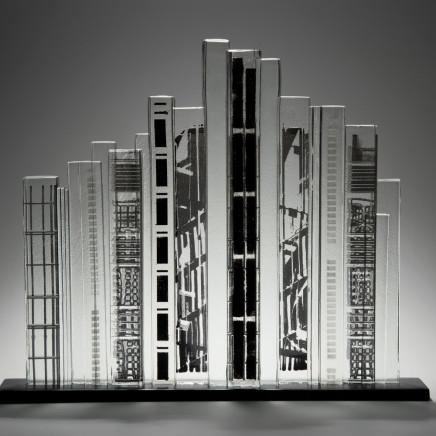 Teresa Chlapowski - Glass Metropolis II