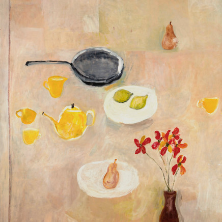 Jill Noble - After Breakfast, 1999