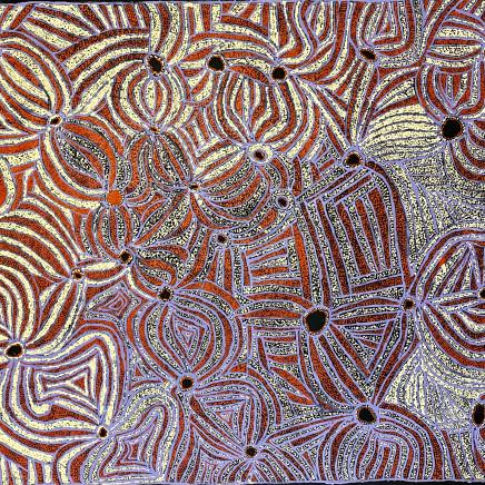 Mary Brown Napangati - Untitled, 2018
