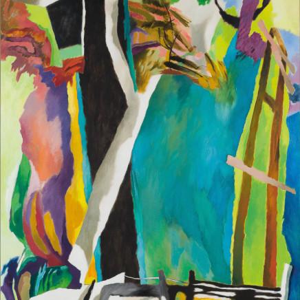 Olivia Stanton - Goat's Pen, 1997