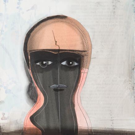 Cathie Pilkington RA - Paper Head , 2018