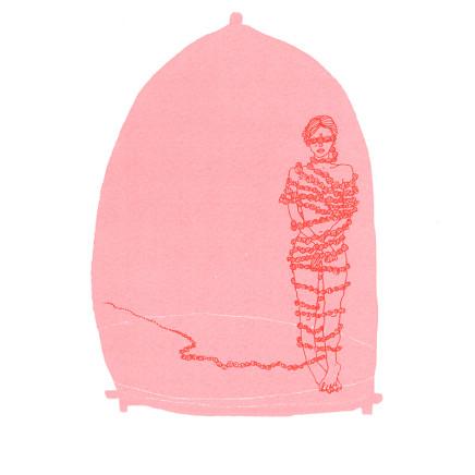 Chitra Merchant - Bell Jar 20