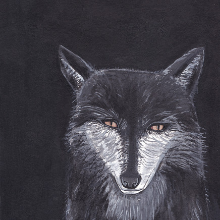 Christopher Gee - Wolf, 2019