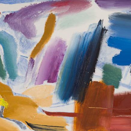 Ivon Hitchens - Foliage Green & Blue, c. 1965