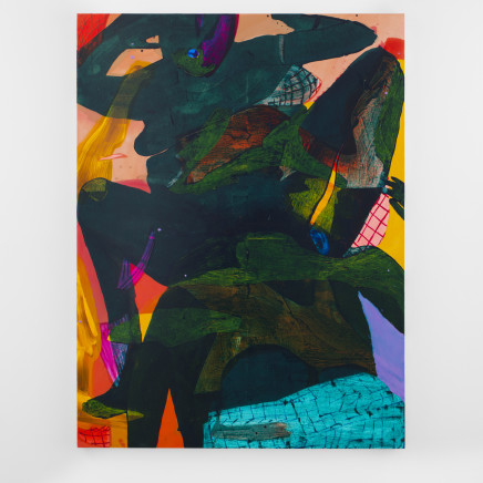 Sarah Faux - Green and Deep 深/绿