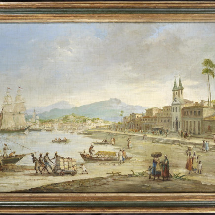 South American Paintings & Other