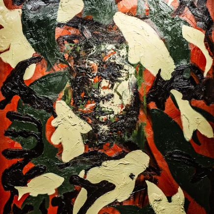 Ronald Muchatuta - Wishing for Hope, 2016