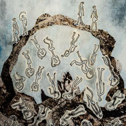 Patrick Altes - Circle of Fate, 2018