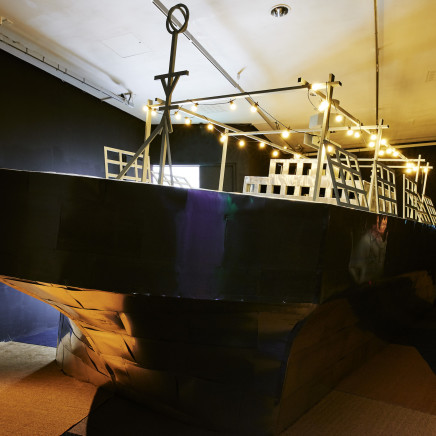 Brian Duggan - Brian Duggan, Ryou-Un Maru, commissioned by Projects Arts Centre , 2016