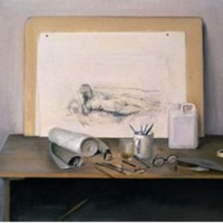 RODRIGO MOYNIHAN - Drawing among Objects, 1986