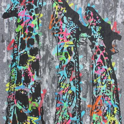 Humphrey Dettmer - Stretching Giraffes