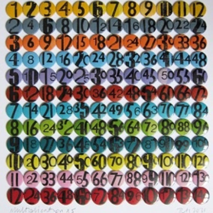 Tessa Holmes - Multiplication Table #14