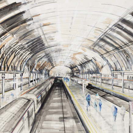 Lily Forwood - Paddington Station VI