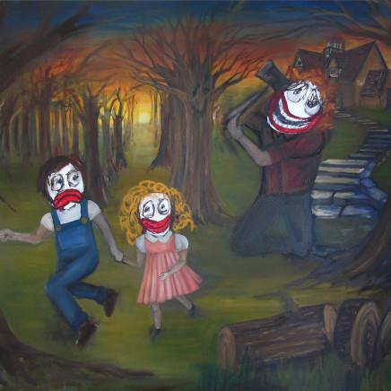 Alice Wisden - Run