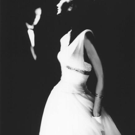 Lillian Bassman - Margie Cato, Junior Bazaar