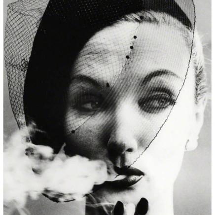 William Klein - Smoke and Veil, Paris, VOGUE