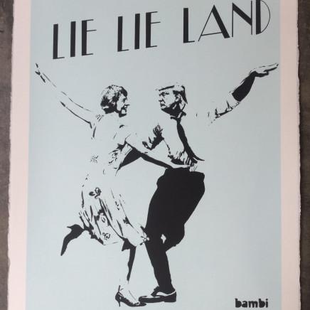 Lie Lie Land (soft blue) *LOW AVAILABILITY*, 2017