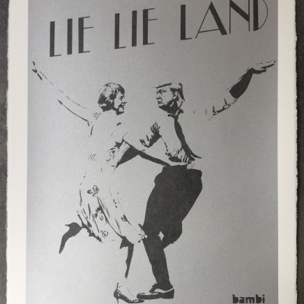 Lie Lie Land (silver) VERY LOW AVAILABILITY, 2017