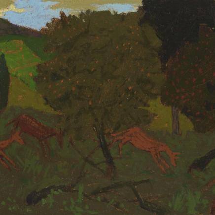 Grégoire Michonze - Paysage et animaux