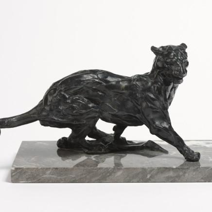 Jonathan Kenworthy - Running Leopard