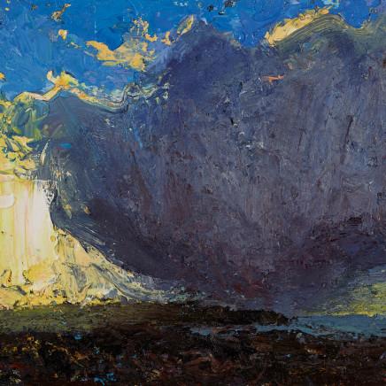 Allan MacDonald - cloud poise, 2019