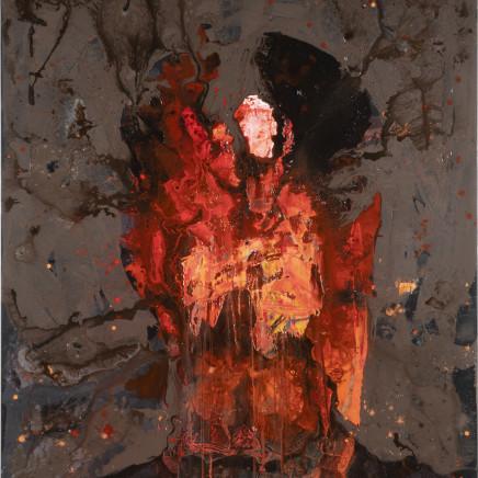 Petri Ala-Maunus - An Attempt to Paint a Self-portrait IIII, 2018