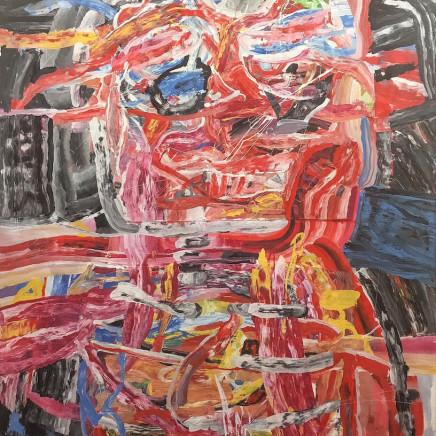 Gerald Davis - Flayed Man I