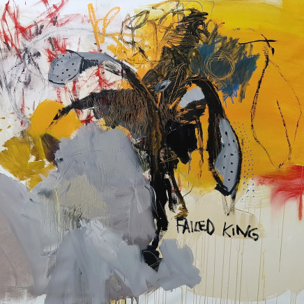 Luis Olaso - Failed King, 2019