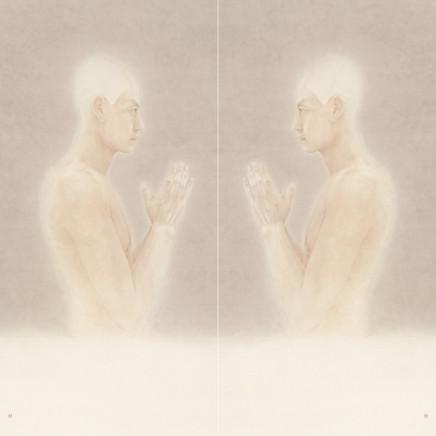 "Hang Chunhui 杭春暉 - Divine Introspection-Truths of Falsehood 假亦真之""觀自在"", 2014"