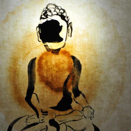Hung Keung 洪強 - Practice and Cultivation: Bodhisattva Series 修行與修持: 無相。佛像。系列, 2014-2016