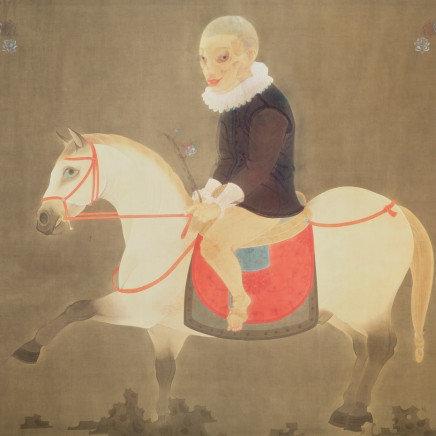 Hao Liang 郝量 - In Search of Li Gonglin 1 尋找李公麟(一), 2009
