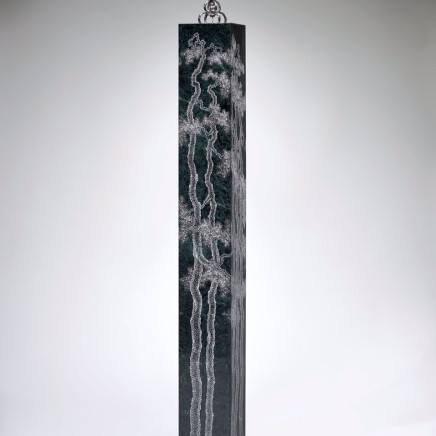 Kum Chi Keung 甘志強 - Deep in a pine forest (3) 松林 . 深處(3), 2015