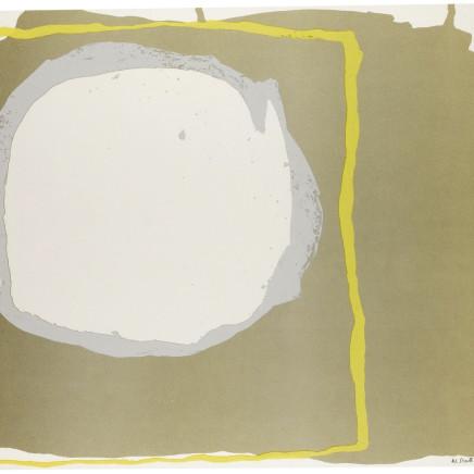 William Scott RA, Iona, 1961