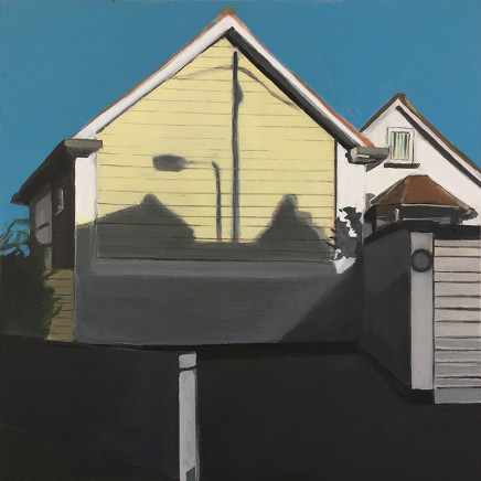 Lizzy Bridges - House – Afternoon Shadows, St Ives