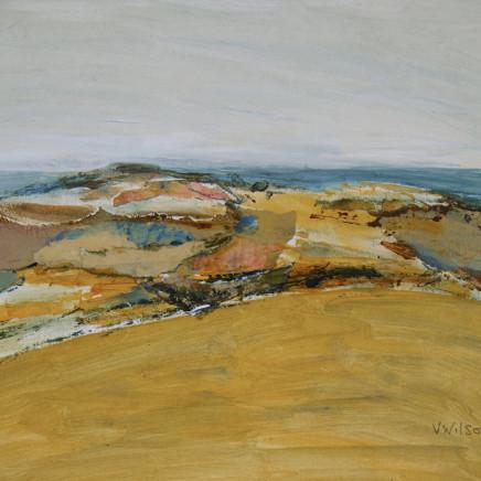Vincent Wilson - Hillside and Sea, 2014