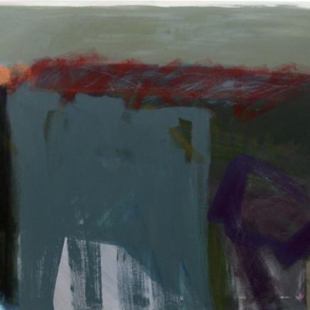 Julia Wilson - Dark Trail with Red