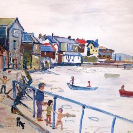 Fred Yates - Westcott's Quay